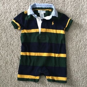 Ralph Lauren One Piece, Size 3 Months